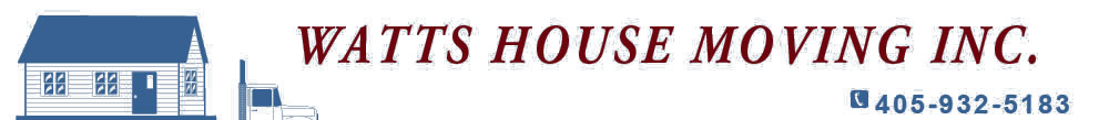 Watts House moving Inc logo